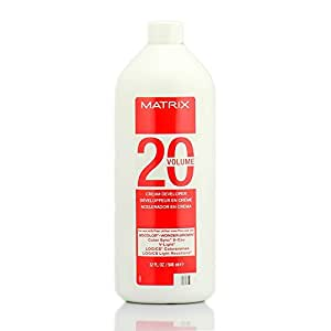 Matrix Socolor Cream Developer 10 20 30 40 Volume (20 volume)
