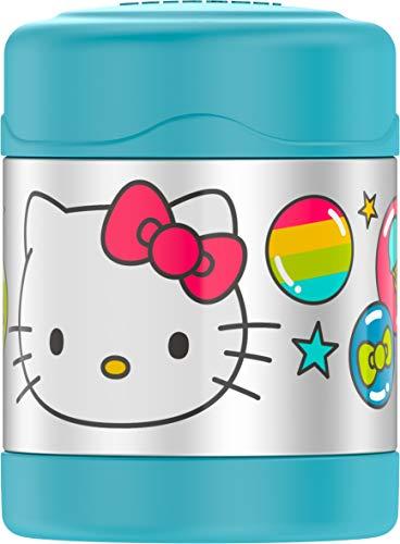 Thermos FUNtainer Food Jar, 10 Ounce Hallo Kitty Funtainer 10 Oz Food Jar