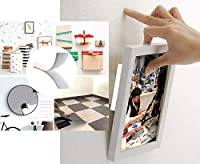 DIY Crafts  ★Non-Slip Mounting Tape: Use high quality adhesive with water and abrasion Resistant feature,make it longer lasting than other brand.Good self adhesive back for fastening light weights items. ★Reuse Hook Loop Tape: Hook Loop Tape can hold...