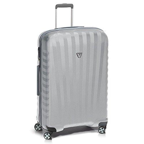 Roncato UNO ZSL Premium valigia a 4 ruote 78 cm grigio silver
