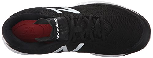 New Balance Fresh Foam 80v3, Scarpe Sportive Indoor Uomo Black