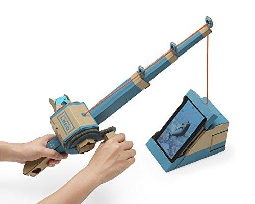 Switch Nintendo Labo   Kit variado (Toy Con 01)