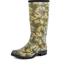 Ladeheid Womens Wellingtons LABN130-2