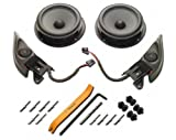 Focal Integration IFVW Golf 6 Volkswagen Golf MK6 Lautsprecher Replacement Kit