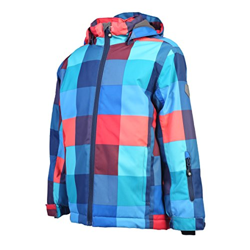Rialto-finish (Color Kids Rialto Padded Ski Jacket)