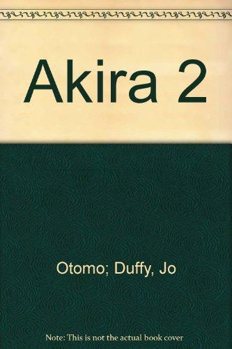 Akira 2 par Jo Otomo; Duffy