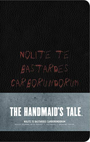 The Handmaid\'s Tale: Hardcover Ruled Journal #2
