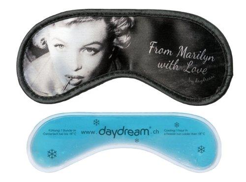 Daydream M-3012 Mariyln Schlafmaske mit Kühlkissen