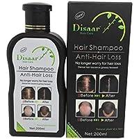 Ballylelly Pérdida 200ml Disaar Champú Anti-pelo del champú del crecimiento del pelo Cuidado del