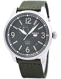 Seiko De los Hombres Seiko 5 Sports Military Reloj SSA299K1