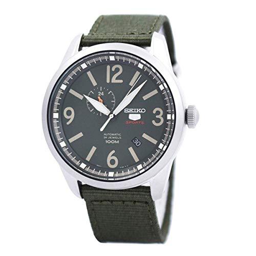 Seiko Herren Seiko 5 Sports Military Reloj SSA299K1