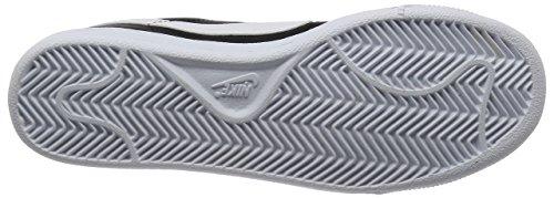 Nike Classic Cs, Scarpe da Tennis Uomo Multicolore (Black/White)