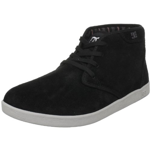 DC Shoes D0302850 VILLAGE HIGH SHOE, Herren Sneaker Black
