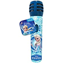 Frozen - Karaoke con micrófono (Ingo Devices FRJ001Z)