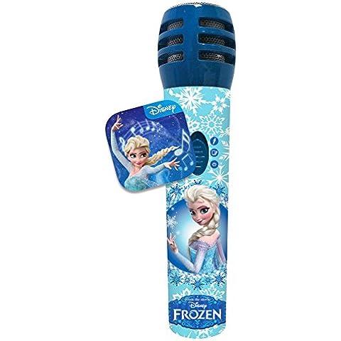 Frozen - Karaoke con micrófono (Ingo Devices FRJ001Z)