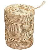 Del - Cuerda de Sisal - Rollo de 250 gr - Diámetro 2.5 mm