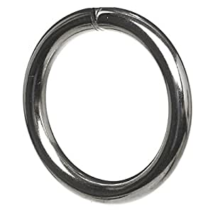 Bulk Hardware Bh03262 Metal Curtain Drapery Rings Inner