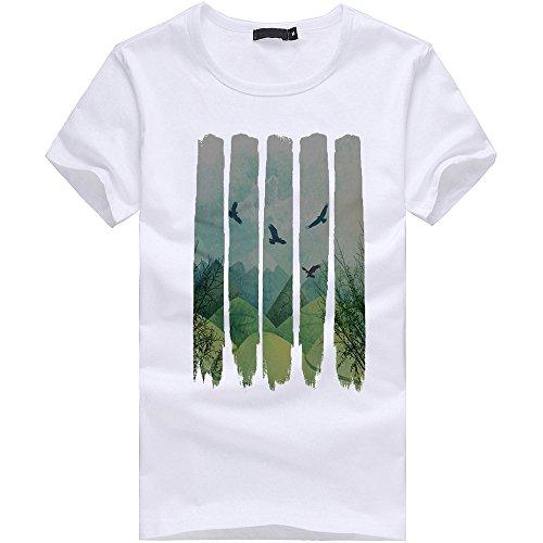 Zoom IMG-1 t shirt uomo honestyi tee