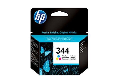 Preisvergleich Produktbild HP 344 Cyan/Magenta/Gelb Original Tinte - C9363EE