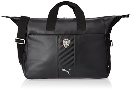 puma-ferrari-lifestyle-weekender-shoulder-bag-black