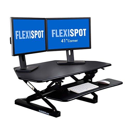 """FlexiSpot M4B Bureau debout - 41""""(104cm)Bureau assis..."""