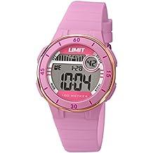 Limit Reloj Digital para Chica de Cuarzo con Correa en plástico 5557.24