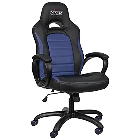 Nitro Concepts C80 Pure Series Gaming Chair -