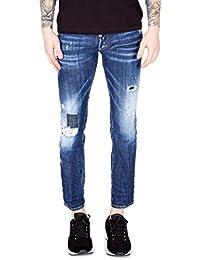 Amazon.fr   Dsquared2 - Jeans   Homme   Vêtements 33d93cedbc1f