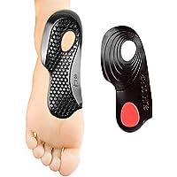 Wgwioo O/X Bein Orthopädische Einlegesohle, Gel Fuß Schmerz Korrektur Auflagen, Für Gefallene Bögen Flache Füße... preisvergleich bei billige-tabletten.eu