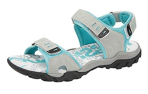Marche Randonnée Aventure Sport Sandales Femmes Rose Velcro Pdq Gris TK13lFJc