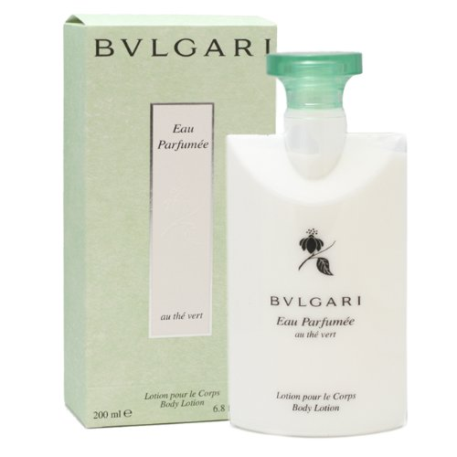 BVLGARI the Vert Körperlotion - Damen, 1er Pack (1 x 200 ml) (Bulgari Vert The)