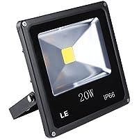 LE Faretto a LED da 20W, pari alle alogene da