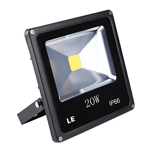 LE 20W Faretto LED, Pari ad alogena da 200W 1500LM Bianco Diurno