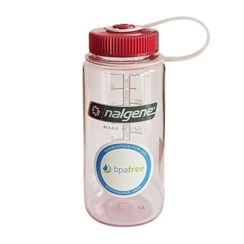 Nalgene plastique bouteilles 'Everyday WH' 0,5 l rose bonbon