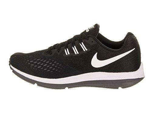 Nike Ladies Zoom Winflo 4 Scarpe Da Corsa Nere