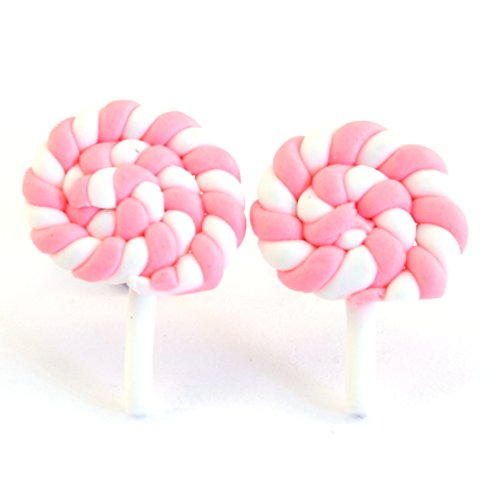 tfb-funky-candy-pink-twirl-lollipop-ohrstecker-quirky-novelty-fun-kitsch-fashion-junkfood