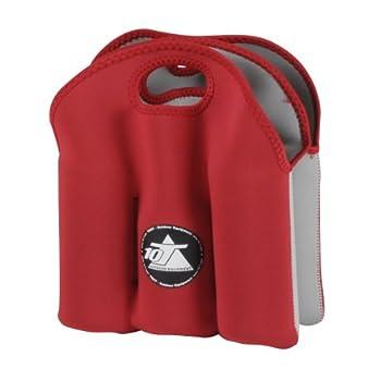 10t Outdoor Equipment 10t Cooler 6 X 500ml Neopren Dosenkühler Flaschenkühler Kühler Getränkekühler Kühltasche Mit Tragegriff 0