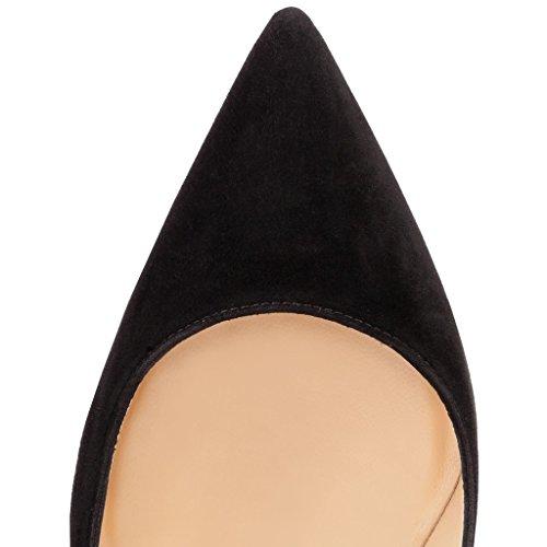 Aiguille Edefs Chaussures Stilettos Femme Escarpins Bout Talon 1xw1X