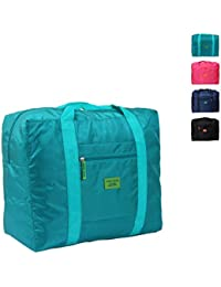 Orpio Travel Foldable Lightweight Big Carry On Luggage Bag / Shopping Bag / Grocery Shopping Bag/ Travel Shopping...
