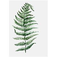 beiguoxia Nordic Style Pastoral Grünpflanze Blätter Moderne Minimalistische Dekorative Malerei