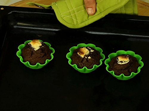 Clip: Triple Chocolate Muffins (Chocolate Chip Muffins)