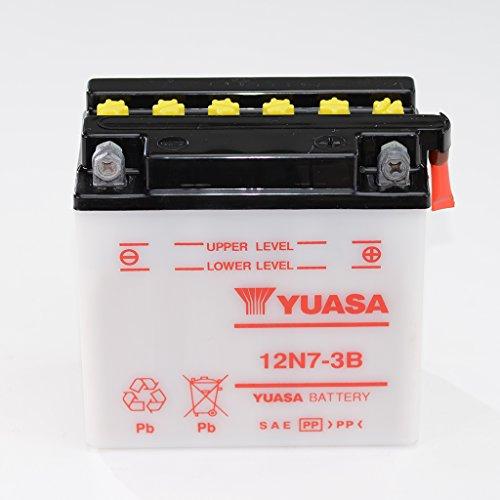 batterie-12v-7ah-12n7-3b-blei-saure-yuasa-50712-ohne-saurepack-hyosung-ga-125-cruise-ii-de-luxe-mbk-