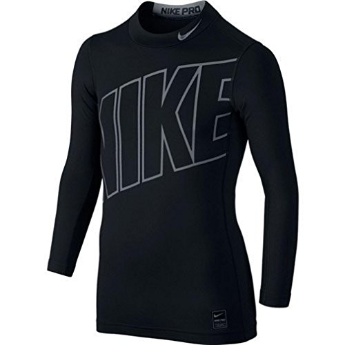 Nike, Canotta Donna NSW Signal Grigio cool / Nero