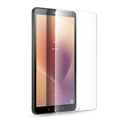 Samsung Galaxy Tab A 10.1 Schutzfolie [2 Stück], Vontox Panzerglas Displayschutzfolie für Samsung Galaxy Tab A 10.1 T580N/T585N, Anti-Kratz Panzerfolie, 9H Härtegrad, 99{8acb8cf0d497fb95cf19d9f549d40ef04f6248fb4263dd18df6125ccbad38493} Transparente