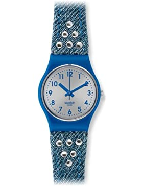 Swatch Damen-Armbanduhr LS114