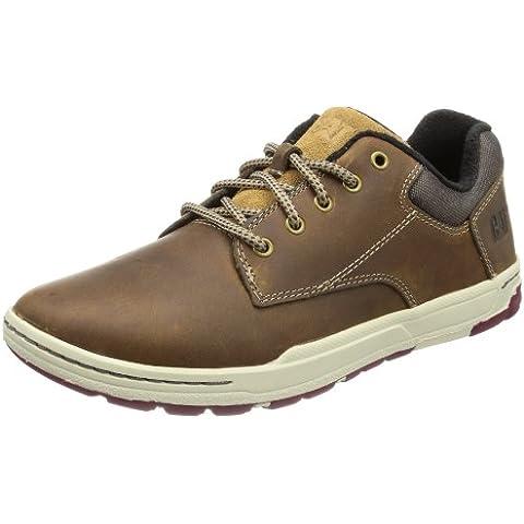 Cat Footwear COLFAX - Caña baja de cuero hombre