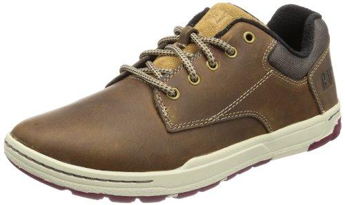 Caterpillar COLFAX Herren Sneakers, Beige (MENS DARK BEIGE), (Cat Schuhe Herren)
