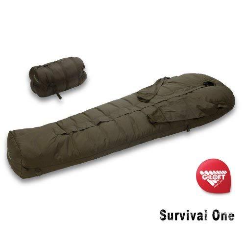 Carinthia supervivencia Militar saco de dormir de alta One Armausgriff
