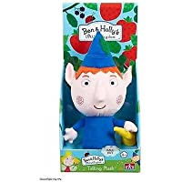"""Ben & Holly 7"""" Talking Soft Toy Ben Elf"""