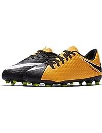 sale retailer be415 d633d NIKE Hypervenom Phade III FG, Chaussures de Football Mixte Enfant